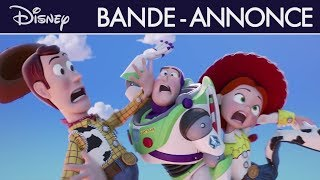 Toy story 4 :  bande-annonce VO