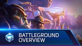 Volskaya Foundry coming to Heroes of the Storm