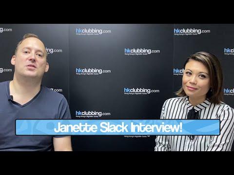 Janette Slack Interview