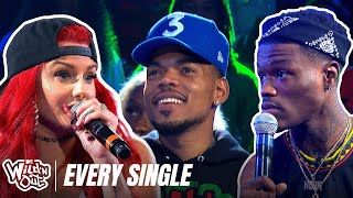 Every Single Season 12 Wildstyle ft. Chance The Rapper & Rae Sremmurd | Wild 'N Out