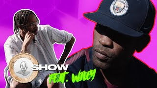 WILEY SPEAKS   1 PO SHOW WITH POET