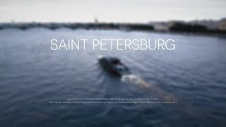 Saint Petersburg | Aerial & Timelapse in 4K