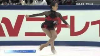 2010 Japan Nationals Mao Asada SP