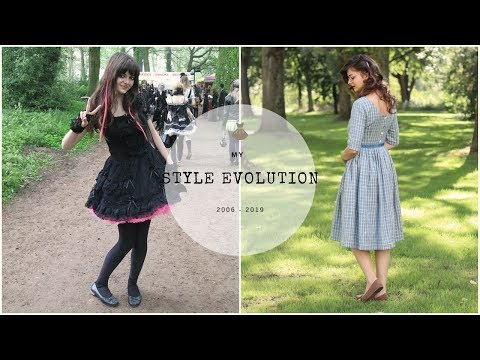 My Style Evolution 👗 All The Phases