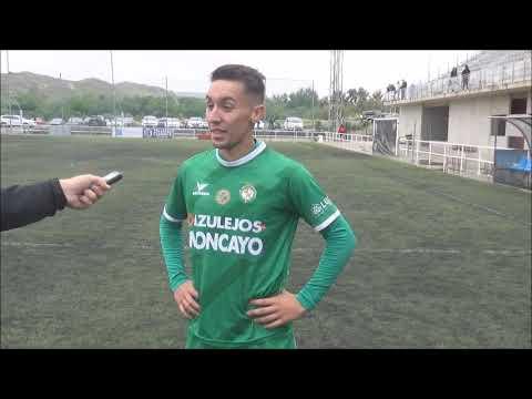JAVI VALDÉS (Jugador Cuarte) CD Cuarte 2-2 CF Utebo / Semifinal Play Off de Ascenso 2ª B