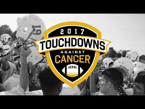 This September, high school football teams across America are raising funds for St. Jude Children's Research Hospital. Every touchdown will help kids like Chandler in the fight against childhood cancer. Find your team and give: https://touchdownsagainstcancer.com