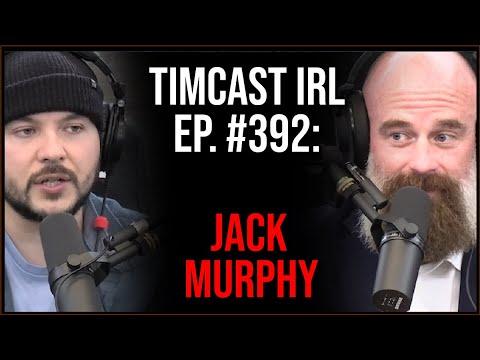 Timcast IRL - Steven Crowder Gets HARD STRIKE, Suspended, Over Loudoun Scandal Story w/Jack Murphy