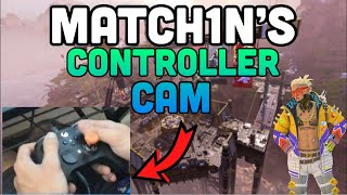 MATCH1N's Controller Cam Apex Legends (#1 Crypto On Xbox)