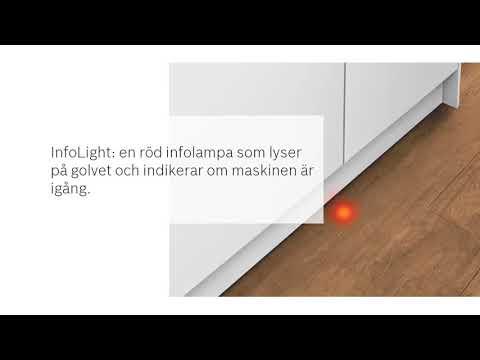 Bosch, DISKMASKINER, Serie 4, SBE46CX10E