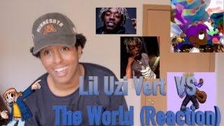 Lil Uzi Vert Vs The World (BEST Reaction/Review)