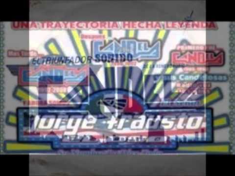 SONIDO CANDELA EN LOS 90S 1992 HOMENAJE A CRISTALITO PORFIS
