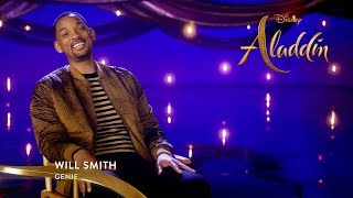 Disney's Aladdin-  Empower Featurette