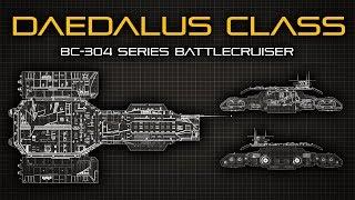 Stargate: BC-304 Daedalus Class Battlecruiser | Ship Breakdown