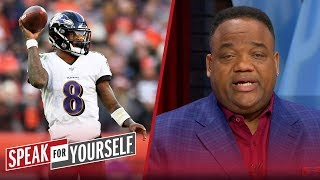 Only a SB win will convert non believers about Jackson & Roman — Whitlock | NFL | SPEAK FOR YOURSELF