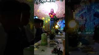 Hot girl hát Anh ơi ở lại-Chi pu như nuốt đĩa tại đám cưới quê!!!g