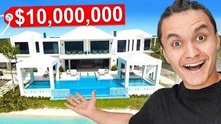 Revealing The New FaZe House!? ($10,000,000)
