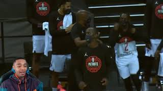 FlightReacts J-Cole Pro Basketball Debut 2021 Basketball Africa League Full Game Highlights!