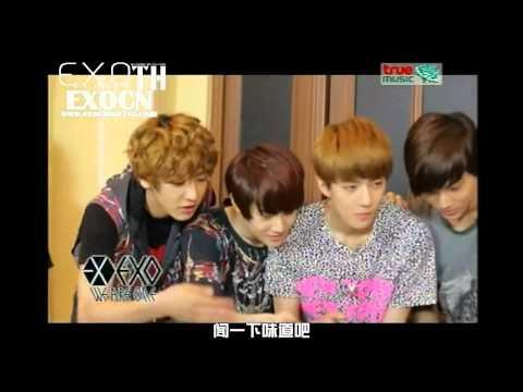 【EXOCN原創字幕】120915 EXO-K Asian Lover Special (week 7) [中字]