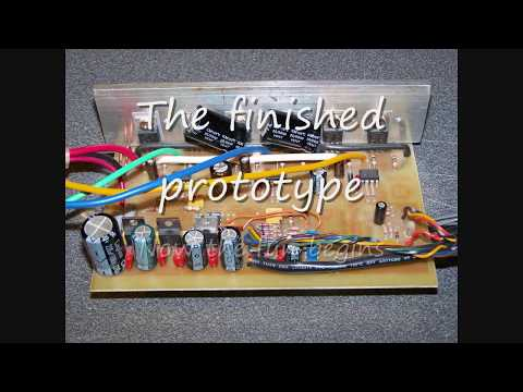 Electric Riding Vehicle >> electric bike 3 phase bldc hub motor controller home build open source project part #1 prototype ...