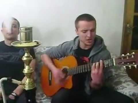 Баста - Чувства. Гитара COVER.