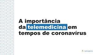 MIX PALESTRAS l A importância da telemedicina em tempos de coronavírus l Natalia Cuminale
