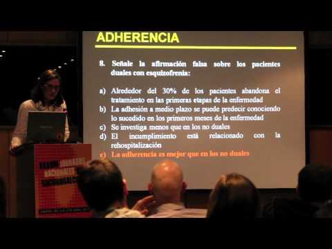 XXXVIII Jornadas Nacionales de Socidrogalcohol. Protocolos de intervención en esquizofrenia dual