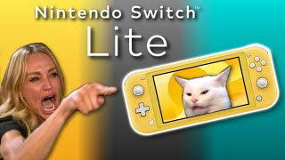 You're WRONG About Nintendo Switch LITE! (My Thoughts)