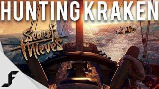 HUNTING THE KRAKEN - Sea of Thieves