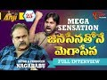Open Talk with Anji : Actor Nagababu Exclusive Interview..