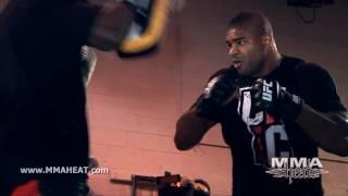UFC 141: Alistair Overeem Open Workout (complete 10min+)