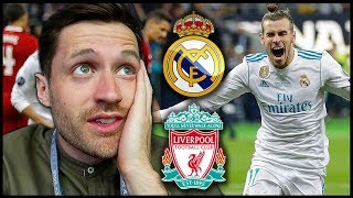 CHAMPIONS LEAGUE FINAL! BALE GOAL & KARIUS MISTAKES!