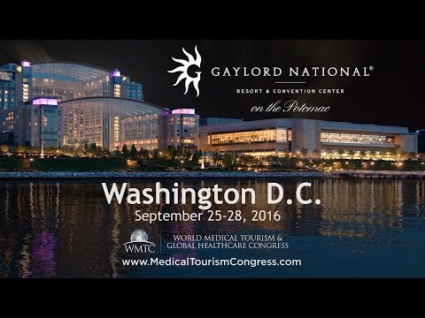 The highly anticipated World Medical Tourism & Global Healthcare Congress, the signature event of the Medical Tourism Association, will be held this year, Sept. 25-28, in Washington, D.C.