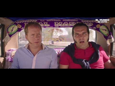 El Mundo es Suyo - Featurette 'Dirección' - Castellano HD