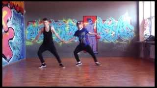 ,,Upgrade U choreography by Tomasz Dudek & Daniel Banaś