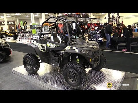 2017 Polaris Ace XC 900 Recreational ATV - Walkaround - 2016 Toronto ATV Show
