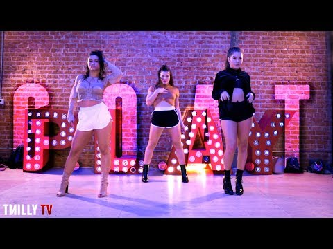 Eric Bellinger - G.O.A.T. - Choreography by Nicole Kirkland | #TMillyTV
