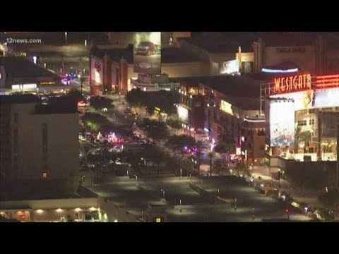 3 shot after gunfire erupts at Westgate in Glendale, suspect identified by family