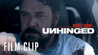 UNHINGED - MOVIE CLIP - You're G HD