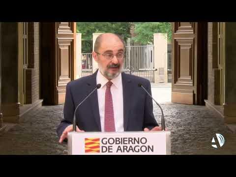 La DGA espera que el TSJA autorice el toque de queda como en otros tribunales en España