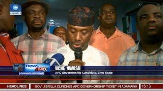 Imo APC Primaries: Uche Nwosu Emerges Governorship Flagbearer