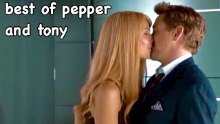 best of pepper and tony