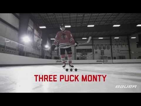 BAUER VAPOR 1X Stick: Patrick Kane's 3-Puck Monty - Part 2