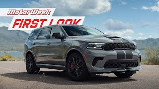 2021 Dodge Durango SRT Hellcat | MotorWeek First Look