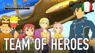 Ni No Kuni II: Revenant Kingdom - Team of Heroes