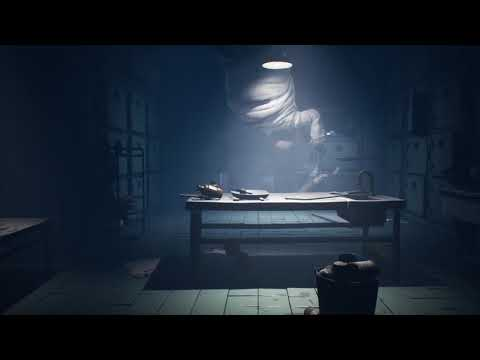 Little Nightmares 2 Part 10   The Doctor (Egyptian Gamer Playthrough with English commentary)