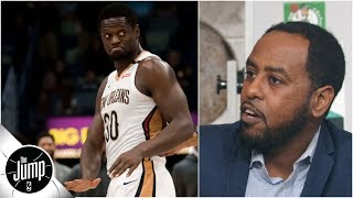 Knicks signing Julius Randle 'something to be excited about' - Amin Elhassan | The Jump