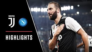 HIGHLIGHTS: Juventus vs Napoli - 4-3 - Koulibaly own-goal decides Allianz homecoming!