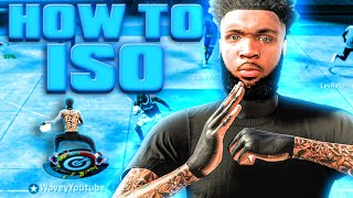 HOW TO EFFICIENTLY ISO ON NBA 2K20!! REVEALING BEST SIGS AND JUMPSHOT!!
