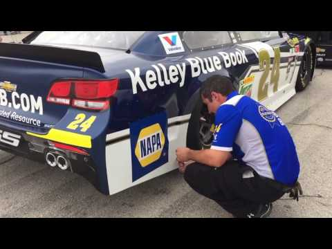 NASCAR Fun with Kelley Blue Book at the 2016 AAA Texas 500