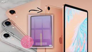 Manual filtrado del iPad Air 4 Confirma que SI será todo pantalla y con nuevo Touch ID